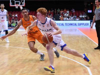 Basket, Nico Mannion ha deciso che andrà alla University of Arizona nel 2019. Prossimo futuro a Tucson per l'azzurro