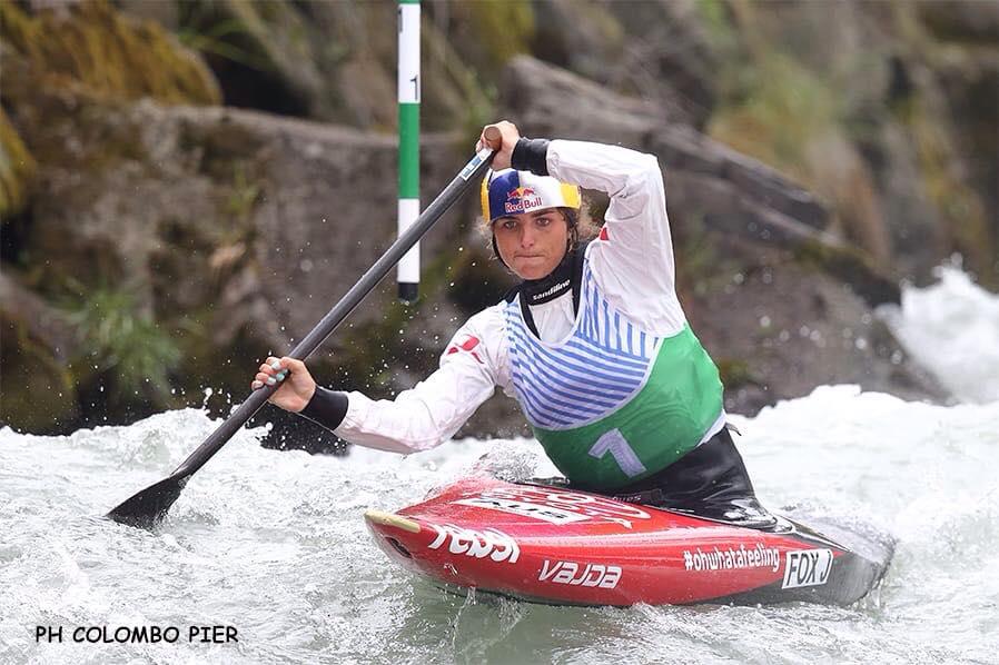 Canoa slalom, Coppa del Mondo Markkleeberg 2021: vittorie di Andrea Herzog e Denis Gargaud Chanut