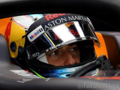 """F1, Daniel Ricciardo: """"Andare via dalla Red Bull non è stato facile ma ora la mia mente è libera"""""""