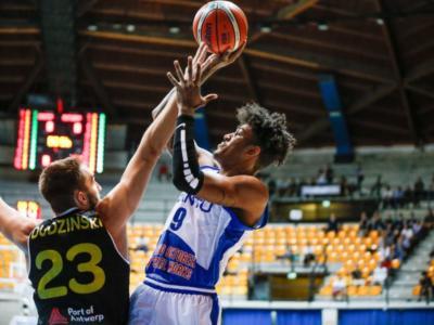 Basket, Champions League 2018-2019: nulla da fare per la Red October Cantù, eliminata a un passo dalla regular season