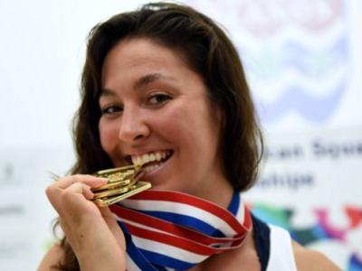 Squash, Campionati Panamericani 2018: tre medaglie d'oro per Amanda Sobhy