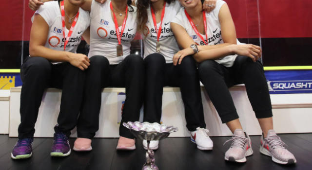 Squash, Mondiali femminili a squadre 2018: l'Egitto si conferma campione sull'Inghilterra