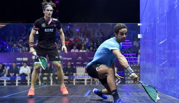Squash, China Open 2018: doppio successo egiziano a Shanghai
