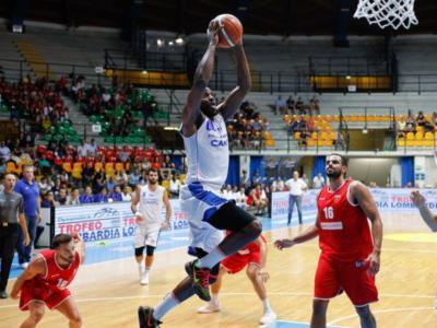 Basket, Champions League 2019: Cantù-Szolnoki Olaj. Programma, orari e tv dell'andata dei preliminari