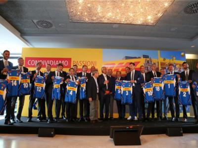 FOTO Volley, Mondiali 2018: la Generazione dei Fenomeni premiata al Foro Italico, poi applaude gli azzurri. I ragazzi sognano il quarto titolo…