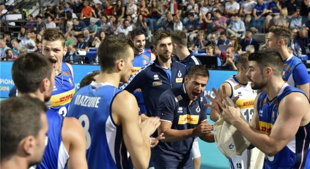 """Volley, Mondiali 2018: l'Italia freme verso il Belgio, tra allenamenti e studio dell'avversario. Quattro giorni di """"riposo"""" a Firenze"""