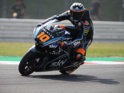 Moto2, GP Valencia 2018: risultati e classifica qualifiche. Pole strepitosa di Luca Marini, Francesco Bagnaia è quarto