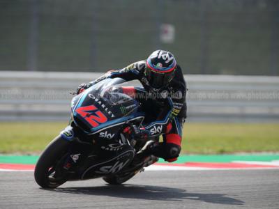 Moto2, GP Malesia 2018: Francesco Bagnaia CAMPIONE DEL MONDO! Gara a Luca Marini, Italia in delirio!