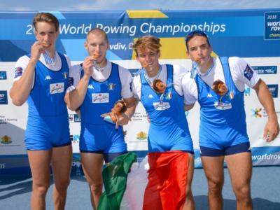Canottaggio, Mondiali Plovdiv 2018: il sigillo dei Cavalieri delle Acque impreziosisce la rassegna iridata bulgara