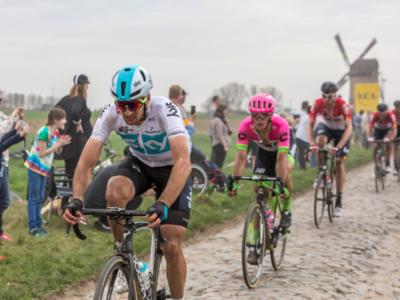 Ciclismo, Gianni Moscon l'unico giovane talento azzurro. Prossimo obiettivo: il Giro di Lombardia