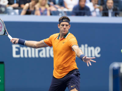 Tennis, Juan Martin Del Potro operato ancora al ginocchio destro: l'argentino non ha tregua