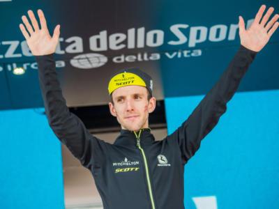 """Vuelta a España 2018, Simon Yates: """"Spero di ottenere risultati più importanti ancora"""""""