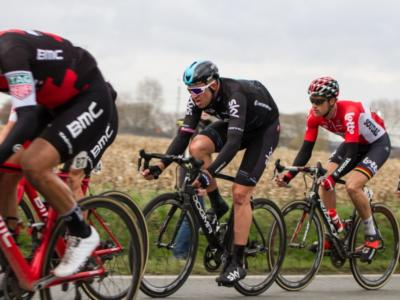 Giro di Gran Bretagna 2018: Ian Stannard vince in solitaria la settima tappa, terzo Giovanni Carboni. Julian Alaphilippe rimane leader