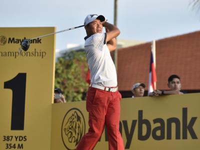 Golf, European Tour: al KLM Open Bertasio, Paratore e Pavan in terza posizione con Manassero a un colpo, in testa il cinese Ashun Wu