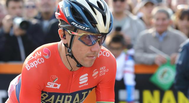 Giro d'Italia 2019, escluse fratture al polso per Domenico Pozzovivo. Il lucano dovrebbe ripartire