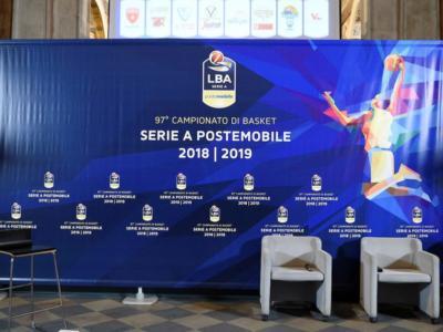 Basket, Serie A 2018-2019: le rose delle 16 squadre partecipanti. Tra nuovi arrivi e cessioni