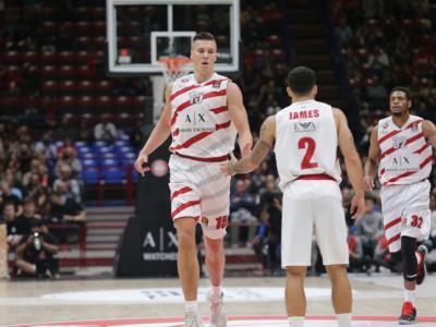 LIVE Milano-Anadolu Efes, Eurolega basket in DIRETTA: Mike James regala una vittoria pazzesca all'Olimpia
