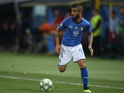 Calcio: Lorenzo Insigne lascia il raduno della Nazionale. In arrivo Vincenzo Grifo