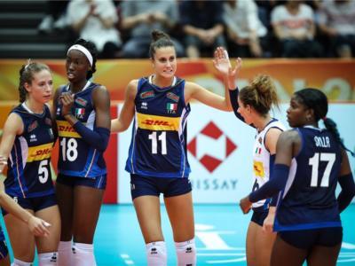 Volley femminile, la stagione dell'Italia inizia il 23 aprile: le azzurre convocate per il primo collegiale