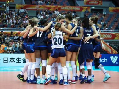 Volley femminile, Nations League 2019: le convocate dell'Italia, presentata la lista definitiva. Ci sono tutte le big
