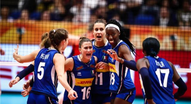 Volley femminile, Mondiali 2018: l'Italia si arrende sul più bello, azzurre d'argento. La Serbia vince al tie-break