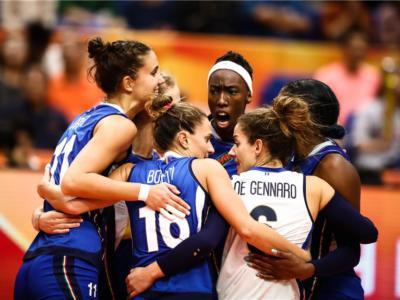 Volley femminile, Nations League 2019: le convocate dell'Italia, 30 azzurre selezionate da Mazzanti. Ci sono tutte le big
