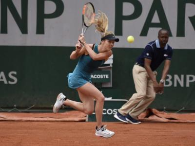 Tennis, WTA Strasburgo 2020: Elina Svitolina in semifinale, sospeso l'ultimo match odierno
