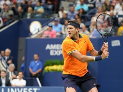 Tennis, problemi fisici per Juan Martin Del Potro: Australian Open a rischio