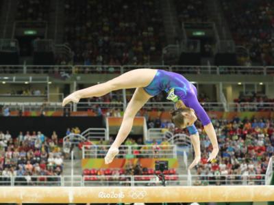 """Ginnastica artistica, Aliya Mustafina salterà i Mondiali: """"Ho un infortunio al polpaccio, mi preparerò per le Olimpiadi"""""""