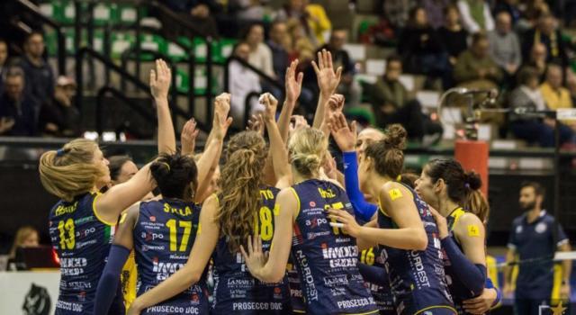 Volley femminile, semifinale playoff Serie A1 2019: Conegliano travolgente! Monza demolita in casa nella prima sfida della serie
