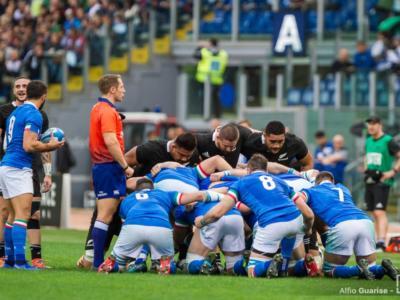Rugby, Test Match novembre 2018: ennesima batosta per l'Italia, solo gli All Blacks in campo a Roma