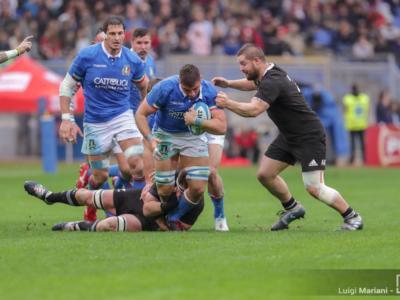 Rugby, Test Match 2018: la Nuova Zelanda dà una lezione all'Italia. All Blacks devastanti: 66-3
