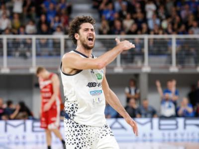 Basket, EuroCup 2018-2019: trasferte decisive per Trento e Brescia contro Ankara e Stella Rossa, Torino, già eliminata, attende il Rytas Vilnius