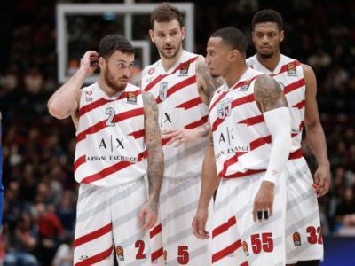 Basket, Eurolega 2018-2019: l'Olimpia Milano vola ad Istanbul in cerca di vittoria e conferme