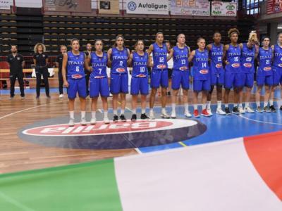 Basket femminile, Qualificazioni Europei 2019: le convocate dell'Italia per Croazia e Svezia. L'ultimo ballo di Masciadri, sorpresa Panzera