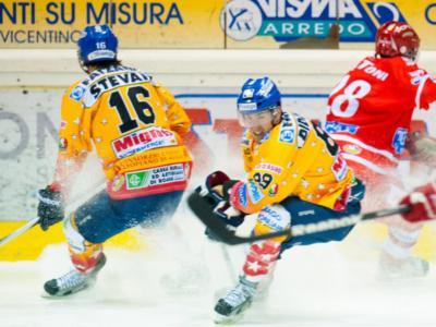 Hockey ghiaccio, Alps League 2021: Asiago cade all'overtime contro Lubiana e si ritrova sotto 0-2 nella serie finale
