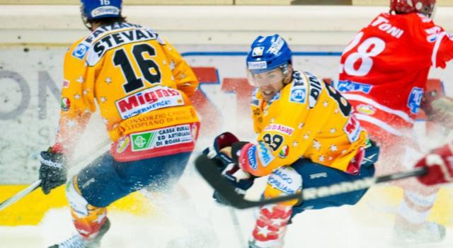 Hockey ghiaccio, Alps League 2021: Asiago compie l'impresa a Jesenice e ora comanda 2-1 nella serie