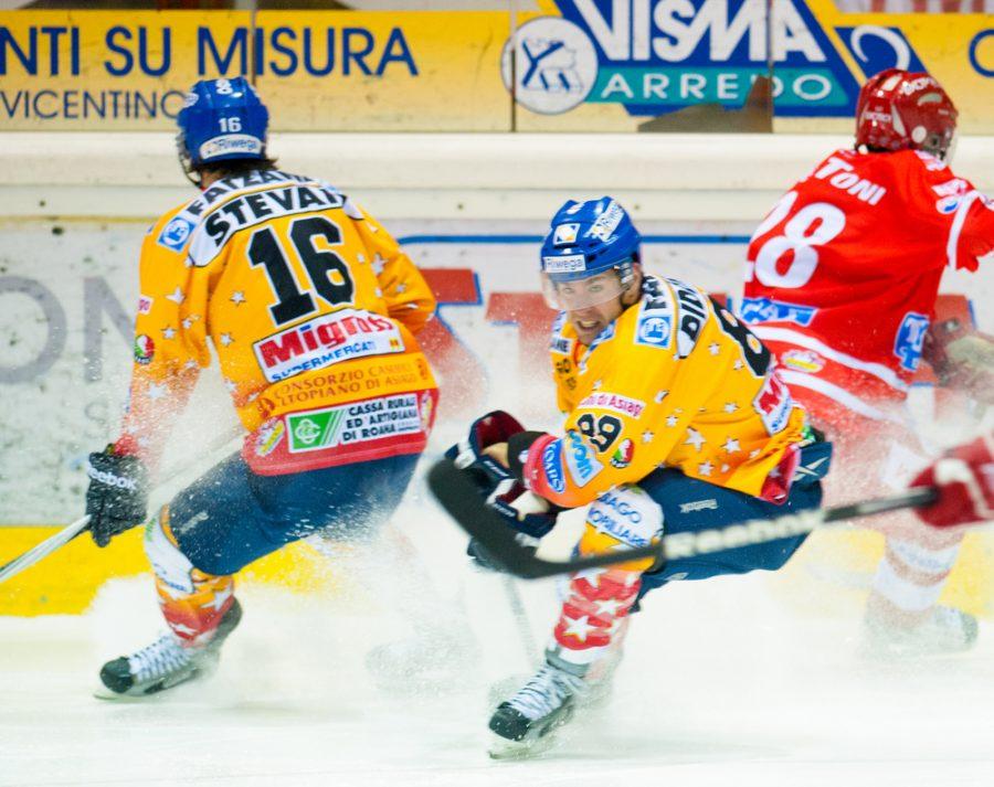 Hockey ghiaccio, Alps League 2021: Asiago cade all'overtime contro Lubiana e si ritrova sotto 0 2 nella serie finale