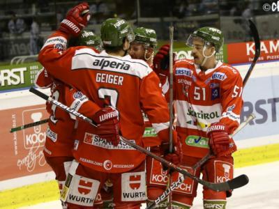 Hockey ghiaccio, ICE League 2021: Bolzano stende Innsbruck e prosegue nella sua corsa di testa