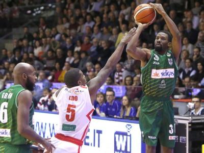 Basket, Champions League 2018-2019: Avellino si arrende in casa al Vetspils, Green non basta