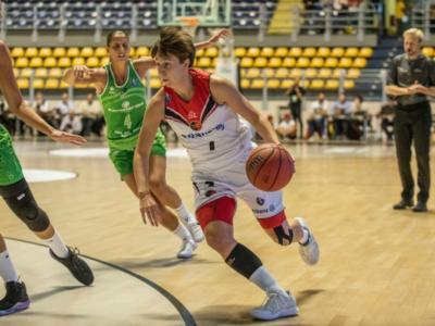 Basket femminile, le migliori italiane della 7a giornata di Serie A1: Virginia Galbiati e Laura Spreafico determinanti, conferme per Marzia Tagliamento e Sara Bocchetti