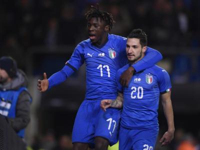 Calcio, l'Italia crea e vince: possesso palla da big, ma il gol è una sofferenza. Sensi risplende, Stati Uniti battuti