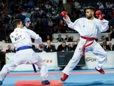 Karate, Olimpiadi Tokyo. Luigi Busà sorpreso dal kazako Azhikanov nel secondo incontro