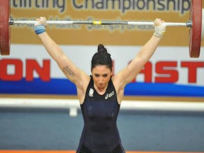 Olimpiadi Tokyo 2021, Sollevamento pesi: Maria Grazia Alemanno, scheda e palmares