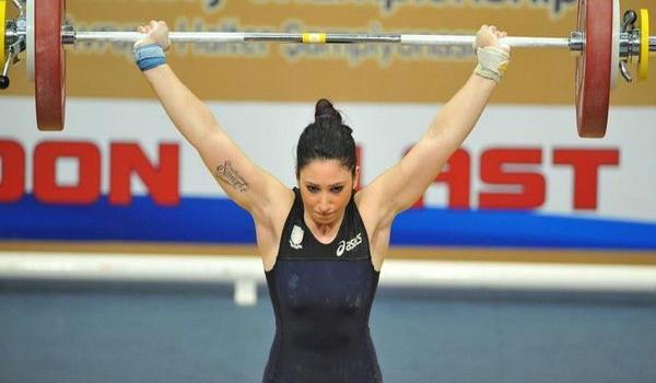 Sollevamento pesi, Maria Grazia Alemanno ottiene il pass olimpico nei -59 kg!