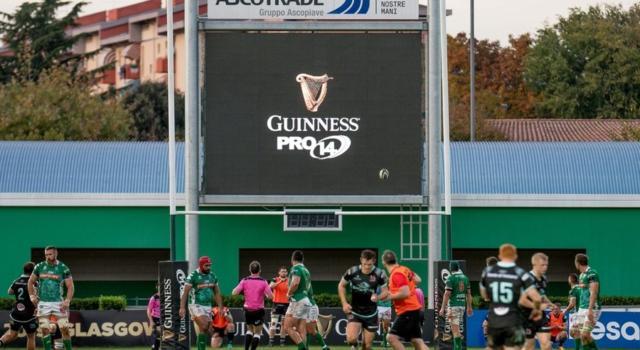 Rugby, Guinness Pro 14 2018-2019: calo nel secondo tempo e sconfitta con l'Ulster per la Benetton Treviso