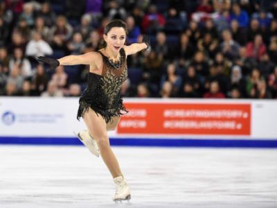 Pattinaggio artistico, World Team Trophy 2019: Tuktamysheva si impone nel libero. Una grandissima Piredda si piazza al settimo posto