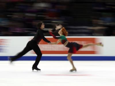 Pattinaggio di figura, NHK Trophy 2018:Kaitlin Wawayek-Jean-Luc Baker trionfano della danza. Secondi Zagorski-Guerreiro
