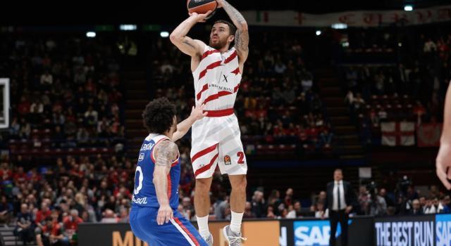 Basket, Eurolega 2019: Darussafaka Istanbul-Olimpia Milano. Programma, orario, tv e streaming