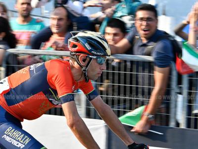 """Ciclismo, Paolo Slongo: """"Vincenzo Nibali ha lavorato bene, ora è sereno. Non mi aspetto risultati all'UAE Tour"""""""